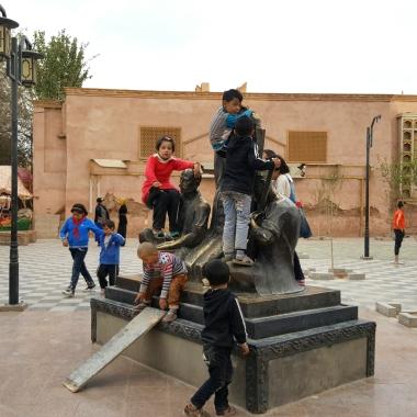 kashgar-children
