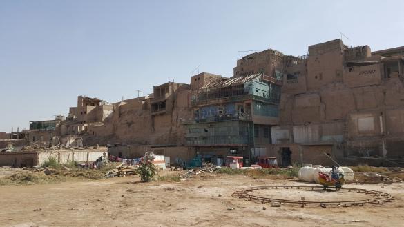 kashgar-outskirts